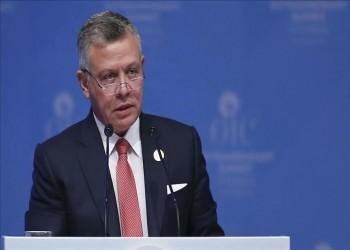 ملك الأردن يلغي زيارة لرومانيا من أجل القدس