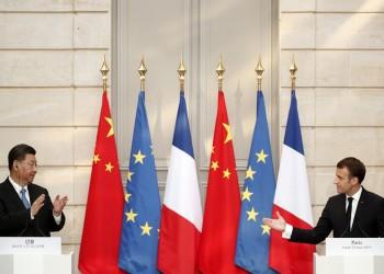 فرنسا والصين توقعان 15 صفقة تجارية