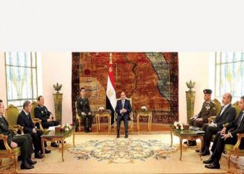السيسي يؤكد دعم مصر لمبادرة الحزام والطريق