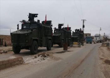 تركيا تبدأ تسيير دوريات مشتركة مع روسيا في تل رفعت السورية