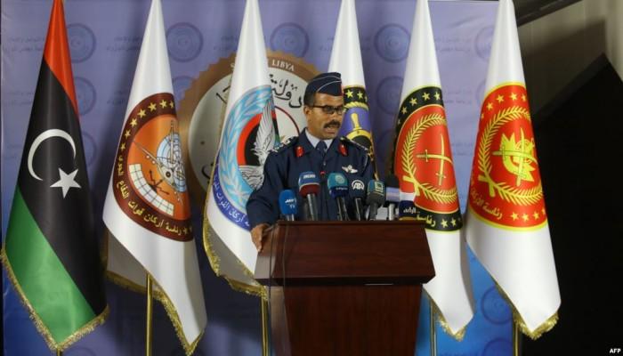 حكومة الوفاق الليبية تطلق عملية بركان الغضب للتصدي لحفتر
