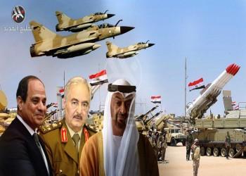 الثورة المضادة تقاتل في ليبيا