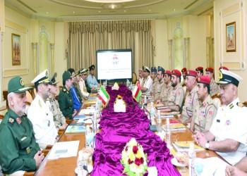 تواصل أعمال لجنة الصداقة العسكرية بين عمان وإيران