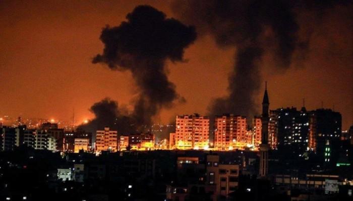 استشهاد فلسطينيين اثنين بقصف إسرائيلي على قطاع غزة