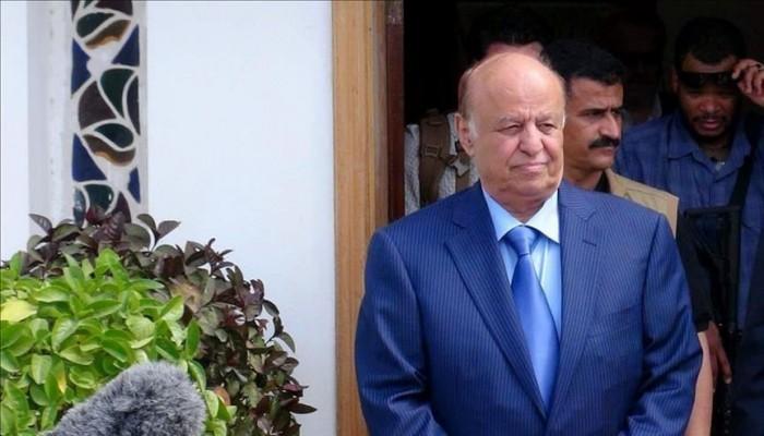 الرئيس اليمني يشكو المبعوث الأممي ويمنحه فرصة أخيرة