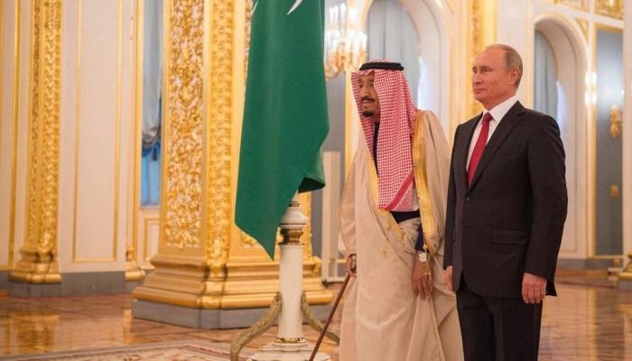 الكرملين: زيارة بوتين إلى السعودية قيد التحضير