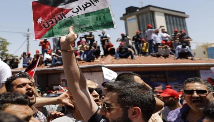 توزيع الدخل والفقر في الأردن