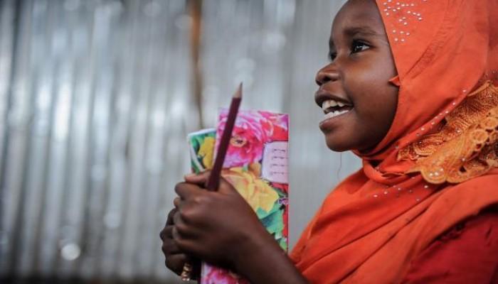 قطر الخيرية تفتتح مدرسة دار السلام الابتدائية في الصومال