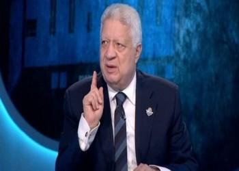 الاتحاد القطري يقاضي رئيس الزمالك بسبب عنصريته ضد العنابي