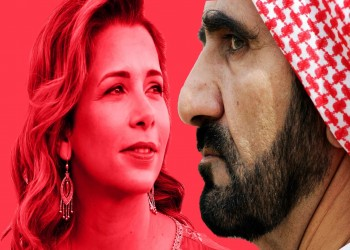 تطورات مثيرة في قضية زوجة حاكم دبي الهاربة