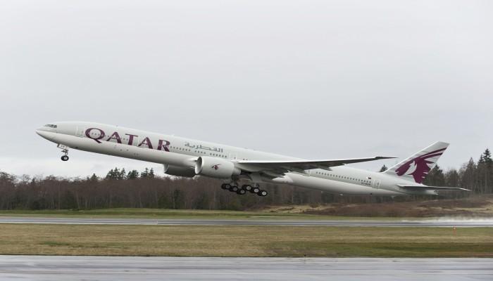 قطر تسير أولى رحلاتها إلى الصومال