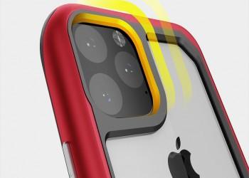 شركة غوستيك الأمريكية تكشف تصميم آي فون 11