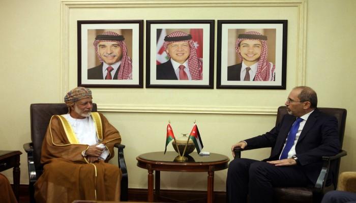 الصفدي وبن علوي يبحثان التحديات الإقليمية وأزمات المنطقة