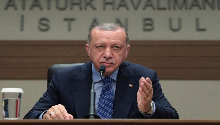 أردوغان يكشف طريقة نقل إس-400 الروسية إلى تركيا