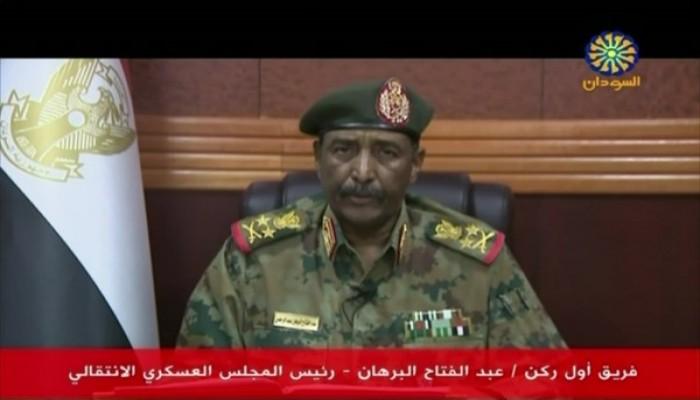 رئيس الانتقالي الحاكم بالسودان: كنا نريدها عسكرية خالصة