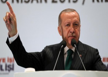 أردوغان: أصوات مزعجة تحاول منعنا من العمل بالمتوسط