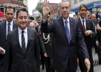 أردوغان يكشف فحوى حديثه مع باباجان قبل استقالته