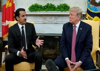 ماذا وراء زيارة أمير قطر إلى واشنطن؟