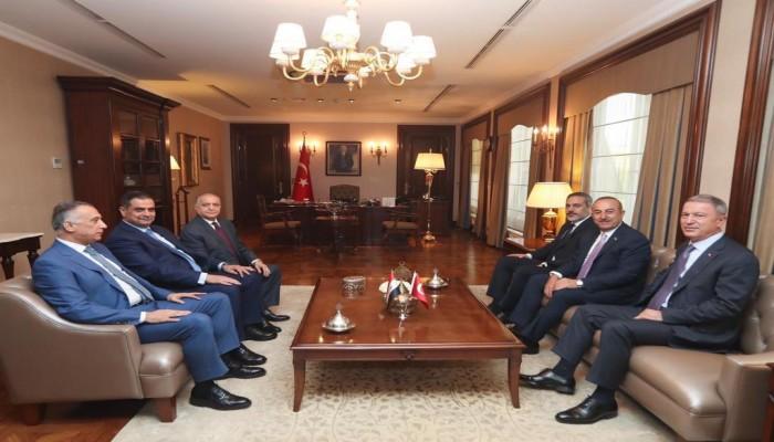 تركيا: متفقون مع العراق على تطهيره من العمال الكردستاني