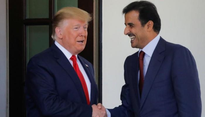 التايمز: استقبال تميم الدافئ بالبيت الأبيض يصدع الحصار الخليجي