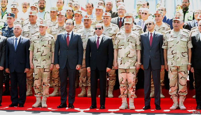 السيناريو الكابوسي لانهيار مصر.. لماذا يجب إنهاء حكم السيسي؟