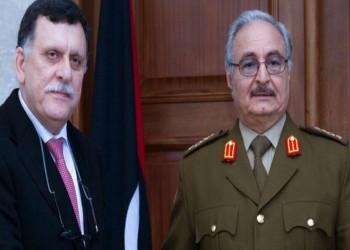 حفتر وحكومة الوفاق يشعلان حرب اللوبيات لكسب النفوذ في واشنطن