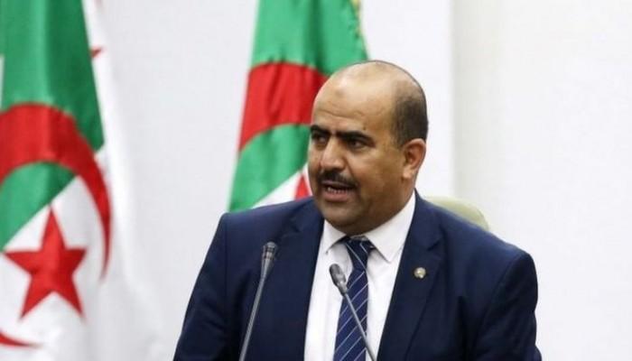 سليمان شنين.. تلميذ أبو الإسلاميين رئيسا لبرلمان الجزائر