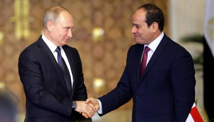 برلمان روسيا يستعد للتصديق على معاهدة غير مسبوقة مع مصر