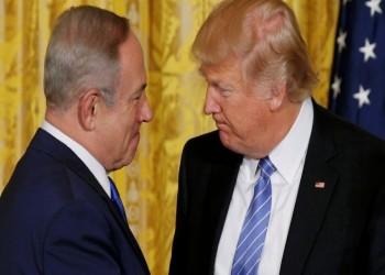 """ترامب ونتنياهو يبحثان التصدي لأنشطة إيران """"الخبيثة"""""""