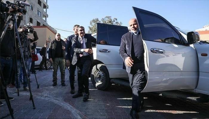 وفد أمني مصري بغزة لبحث التهدئة مع إسرائيل