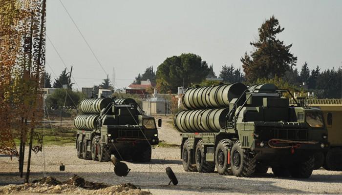 """تركيا تستلم الدفعة الثانية من قطع """"إس-400"""" الروسية"""