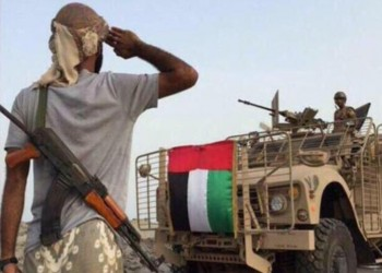 الإمارات تنقل مئات المجندين الجنوبيين للتدريب خارج اليمن