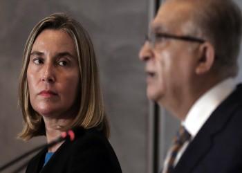 اتفاق عراقي أوروبي على عقد مؤتمر إقليمي في بغداد
