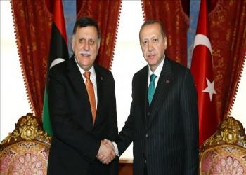 لوب لوغ: لماذا تعزز تركيا نفوذها في ليبيا؟
