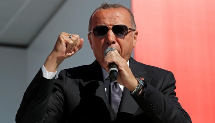 أردوغان يتوقع نشر إس 400 بحلول أبريل 2020