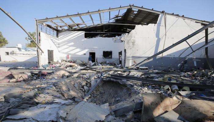 الأعلى الليبي: معلومات استخبارية عن عدوان ثلاثي على طرابلس