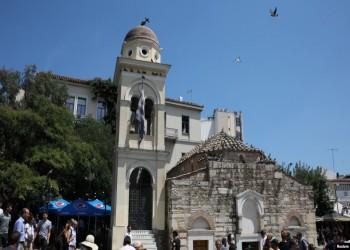 زلزال يضرب أثينا ويتسبب في انقطاع الاتصالات والإنترنت