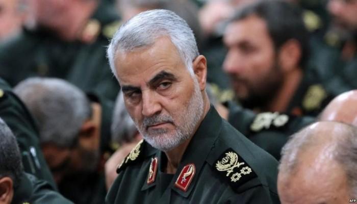 سليماني عن إعلان ترامب إسقاط طائرة إيرانية مسيرة: ذهنه مشغول
