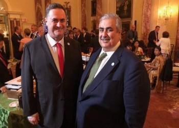 وزير خارجية البحرين: إيران وحماس عقبة بوجه السلام مع إسرائيل