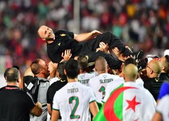 بجانب الكأس.. ما هي قيمة المكافأة المالية للمنتخب الجزائري؟
