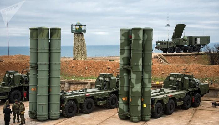 تركيا تعلن دخول منظومة إس-400 الخدمة العام المقبل