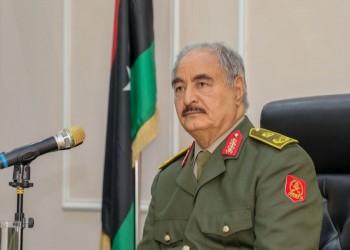 الوفاق الليبية تتوعد قوات حفتر برد قاس