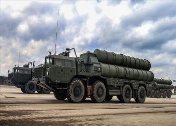 هل يثير امتلاك تركيا إس-400 قلق إسرائيل؟