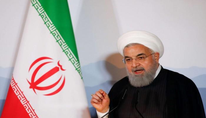 روحاني: السعودية وإسرائيل وراء انسحاب ترامب من الاتفاق النووي