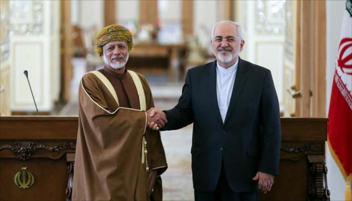 بن علوي في إيران لبحث أزمة الناقلة البريطانية