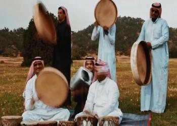 السعودية تنظم فعالية رقص شعبي تراثية بمشاركة الرجال والنساء