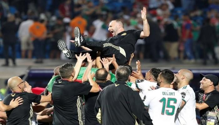 مفاجأة.. بلماضي يستعد للرحيل عن تدريب منتخب الجزائر