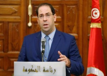 تحيا تونس يعلن ترشيح الشاهد لانتخابات الرئاسة