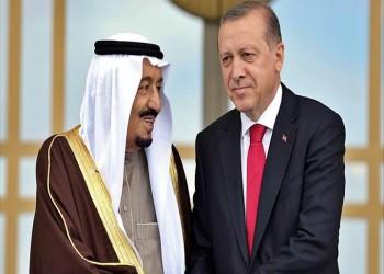 أردوغان يجري اتصالا هاتفيا بالملك سلمان
