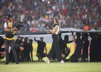 حفل افتتاح غرب آسيا يشغل الغضب داخل العراق